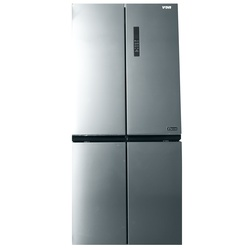 VON HRZ-317S/VARZ-31NMS Fridge 4 Door 530L - Silver