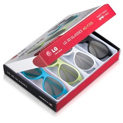 LG AG-F315 LED TV 3D Glasses Pack - 4pp