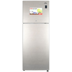 Von Hotpoint HRN-232S Double Door Fridge 200L - LVS - Silver