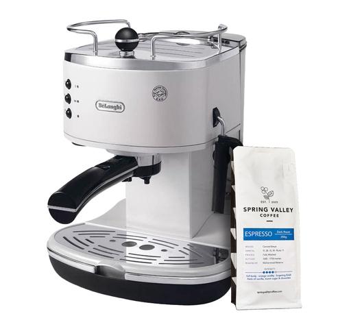 Delonghi Coffee maker ECO311W in Kenya Pump Espresso