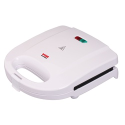 Von VSSP2YMCW 2 Slice Sandwich Maker - White