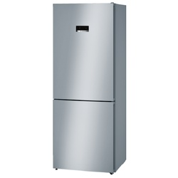 Bosch KGN46VL2K5 Bottom Freezer Fridge, 356L - Silver