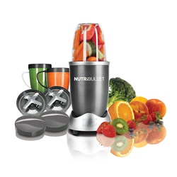 Nutri Bullet NBR-0812M Grey 8 Piece Set