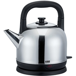 Von HKTC50JS/VSKT50MSX Traditional Kettle 5.0L Cordless – Stainless Steel
