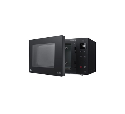 LG MH6336GIB Microwave Oven Grill NEO CHEF 23L Black