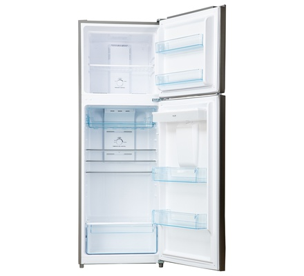 VON HRN-472S/VART-47NHS Double Door Fridge 341L - Silver