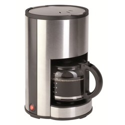 Hotpoint HC112DS 12 Cup Coffee maker - Stainless steel