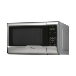Whirlpool MWD 121 SL Microwave Oven Solo 20L - Silver