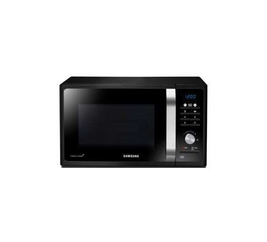 Samsung MS23F301TAK/EU Microwave Oven Solo 23L Black