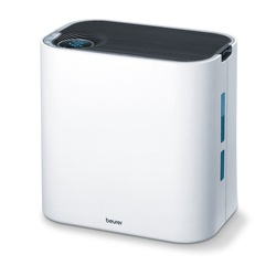 Beurer LR 330 2-in-1 Comfort Air Purifier - Air Cleaning and Air Humidification Rolled into One