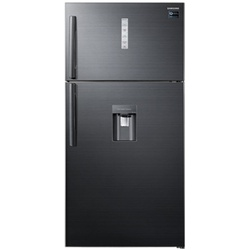 Samsung RT85K7111BS Fridge, Top Mount Freezer, 620L, Twin Cool - Black