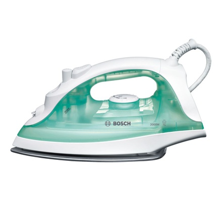Bosch TDA2301GB Steam Iron 2000W - Blue