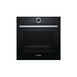 Bosch Built In Oven HBG634BBIB 60CM 71LTS 13 Functions - Black