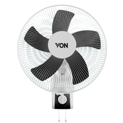 Von HFW660G/VSNC6610Y Wall Fan - Grey