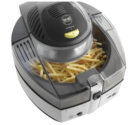 Delonghi FH1163 Multi Fry Classic - White and Get NBR-0512 FREE