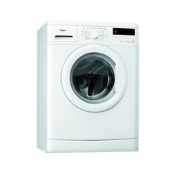 Whirlpool AWOC 7109 Washing Machine, Front Load  7KG - White