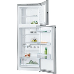 Bosch KDV29VL305 Fridge, Top Mount Freezer, 264L - Silver