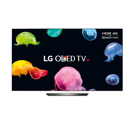 "LG OLED55B6V 55"" OLED TV - 4K UHD, Smart, Digital"
