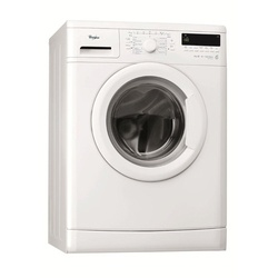 Whirlpool Washing Machine AWOC 6105 - Front Load - 6KG - White + FREE 2KG ARIEL DETERGENT & 1L DOWNY SOFTENER