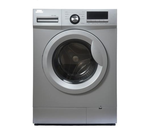 Von Hotpoint Washing Machine HWF-608S/VALW-06FXS in Kenya Front Load Silver 6KG + FREE 2KG ARIEL DETERGENT & 1L DOWNY SOFTENER