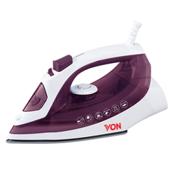 Von HSI2144SV/VSIS14MSV Steam Iron - 2000W
