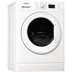 Whirlpool WWDE 7512 Washer Dryer Front Load 7/5KG - White