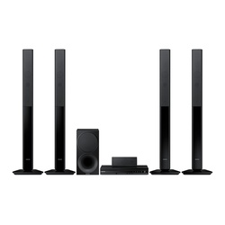 Samsung HT-F455BK Home Theater System - 1000W, Tallboy, Bluetooth