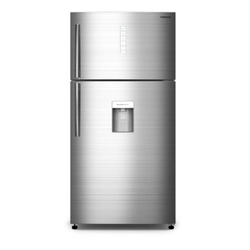 Samsung RT85K7110SL Double Door Fridge 618 Litres, Non Frost, LVS, LED - Silver
