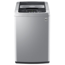 LG T8585NDKVH Top Load Washing Machine, 8KG - Silver