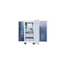 Solar Off Grid System 2KVA/5000WHR/500WP