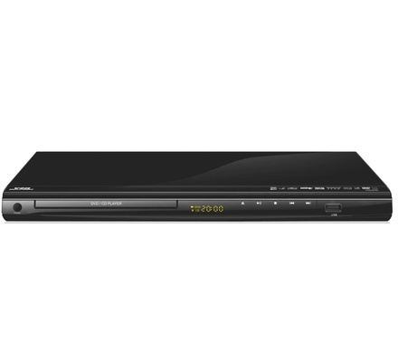 Von Hotpoint H909HD/VEV909DAA DVD Player With HDMI Output + Cable