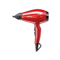 Babyliss 6615SDE Pro Intense Hair Dryer, Red - 2400W