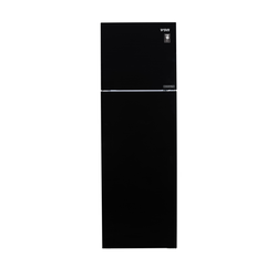 Von VART-39NHK Double Door Fridge 278L - Black