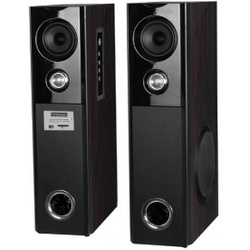 Von Hotpoint HA16020S 2.0 Active Speakers - Tallboy Subwoofer - 160W