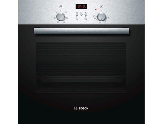 Bosch Built In Oven Hbn231e2m Electric 66ltr 6 Function