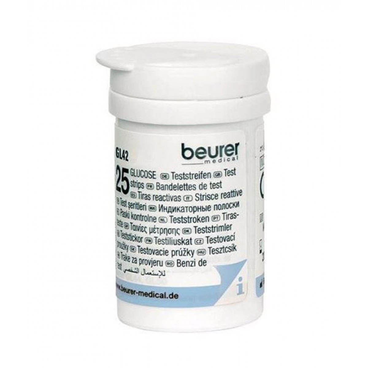 Beurer GL 42 43 Blood Glucose Test Strips   hotpoint.co.ke e44d1c27ee9