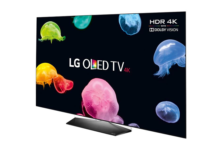 lg oled55b6v 55 oled tv 4k uhd smart digital. Black Bedroom Furniture Sets. Home Design Ideas