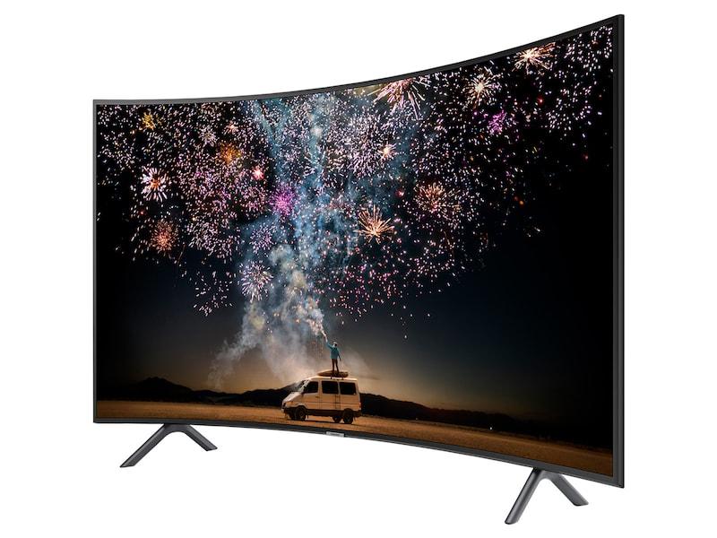 "Samsung UA55RU7300KX 55"" LED TV Curved 4K UHD"