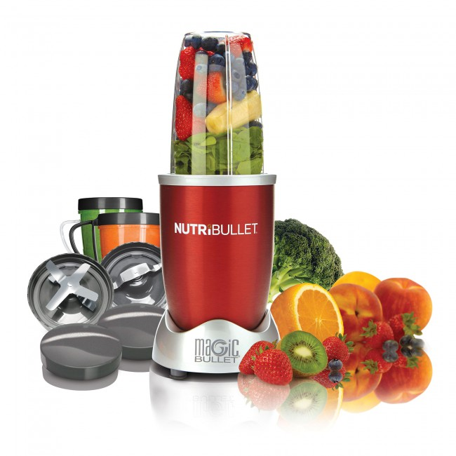 Nutribullet Nbr 1212r Red 12 Piece Set Hotpoint Co Ke