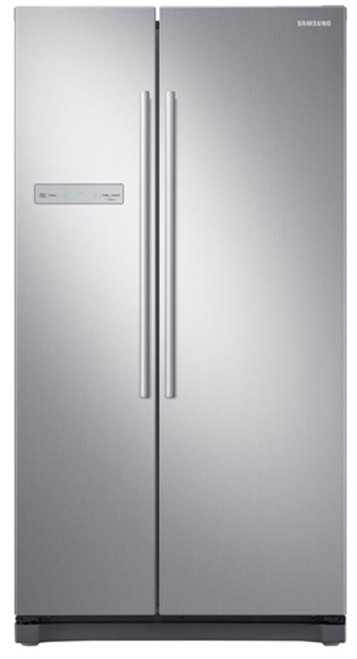 Samsung Rs54n3a13s8 Side By Side Fridge 540l Silver Hotpointcoke