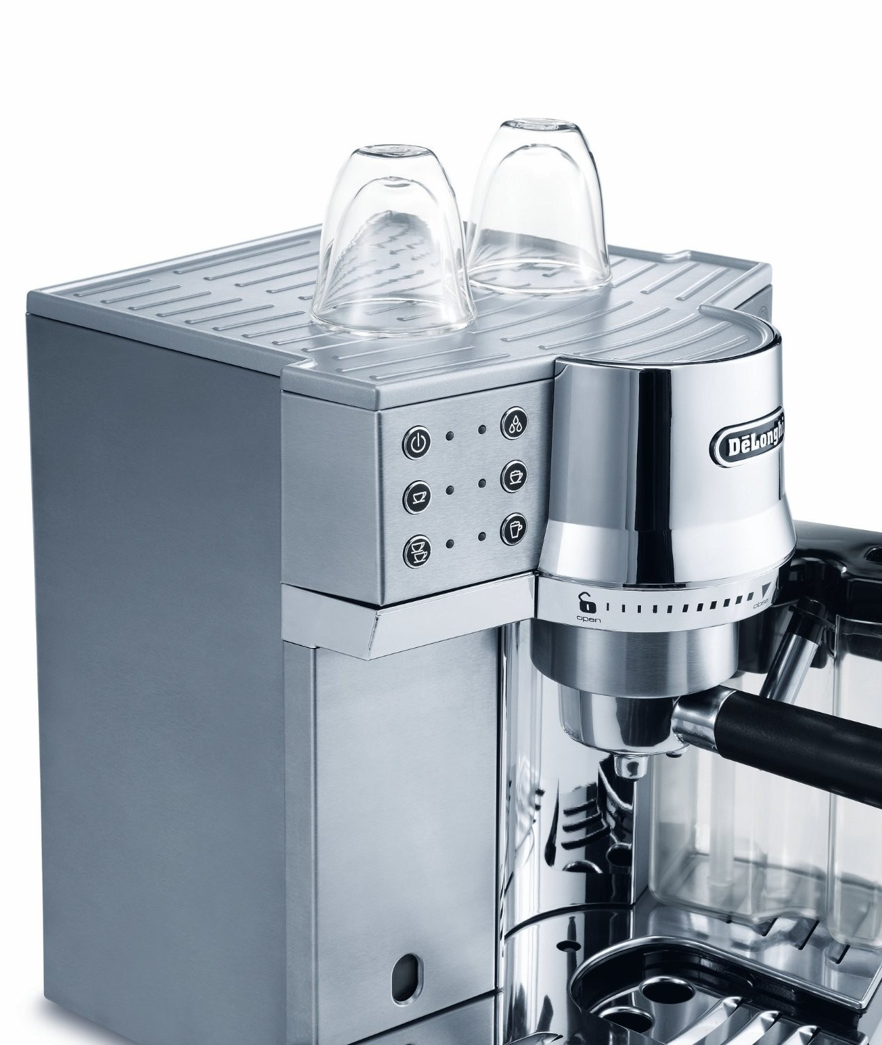 Delonghi Coffee Maker Stainless Steel Carafe : Delonghi ECO850 Pump Espresso - Stainless steel hotpoint.co.ke