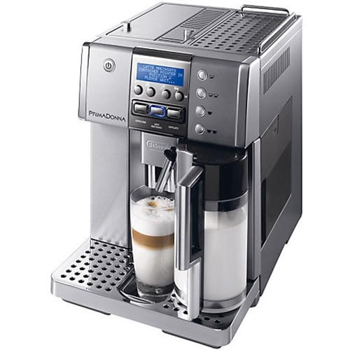 Delonghi Coffee Maker Water Tank : Delonghi ESAM6620 Bean to Cup Cappuccino Coffee Maker Metal hotpoint.co.ke
