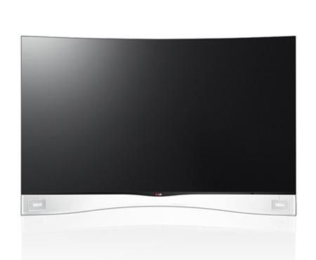 lg 55ea9800 55 oled tv 3d smart full hd curved screen. Black Bedroom Furniture Sets. Home Design Ideas