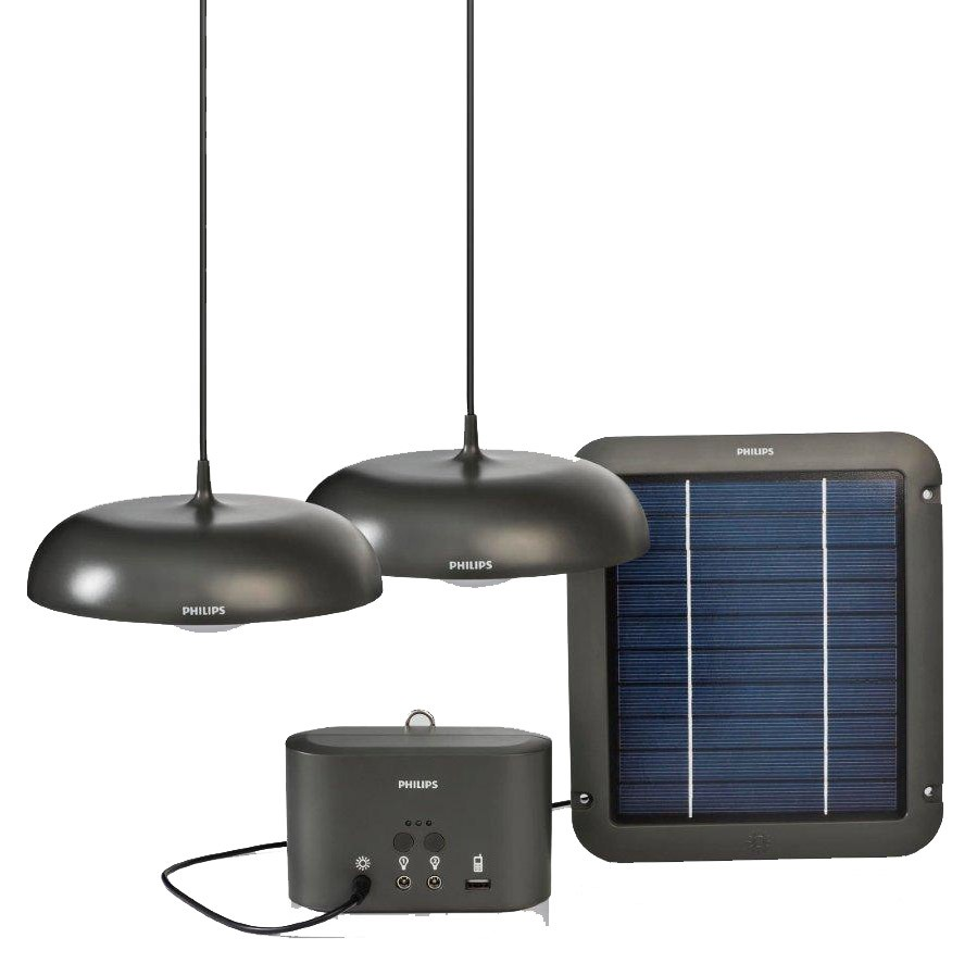Philips Solar Wall Lights : Philips Solar lantern Life light Home 40977/93/16 hotpoint.co.ke
