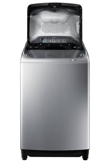 dc4bb72df80f95 ... Samsung WA13J5730SS NQ Washing Machine Top Load - 13 Kg - Silver ...