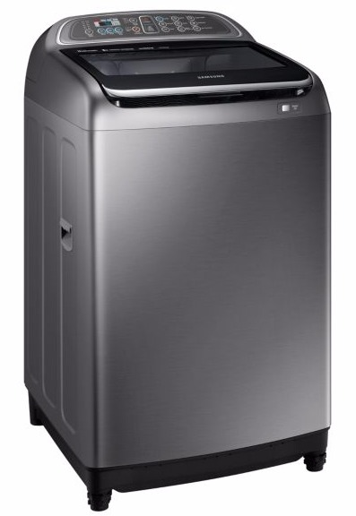 e2592137e8441b Samsung WA16J6750SP NQ Washing Machine Top Load - 16Kg - Silver ...